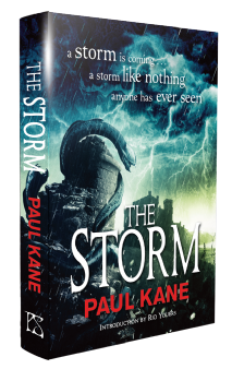 The Storm [hardcover] by Paul Kane